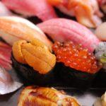 すし美容☆お寿司は美味しいだけじゃない☆抗酸化作用でアンチエイジング!